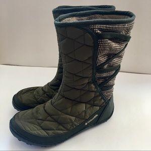 Columbia Minx Mid Slip Omni Heat Boot